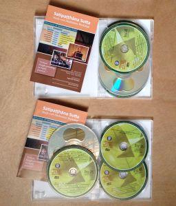 Satipatthana Video Pack Photo Discs